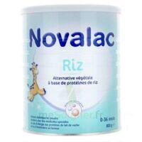 Novalac Riz Lait en poudre 800g à Gradignan