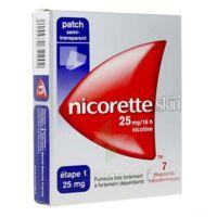Nicoretteskin 25 Mg/16 H Dispositif Transdermique B/28 à Gradignan