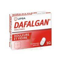 DAFALGAN 1000 mg Comprimés pelliculés Plq/8 à Gradignan