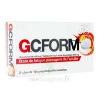 GCFORM, comprimé effervescent à Gradignan