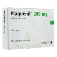 PLAQUENIL 200 mg, comprimé pelliculé à Gradignan