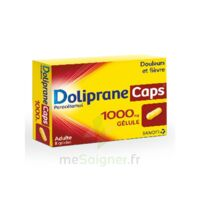 DOLIPRANECAPS 1000 mg Gélules Plq/8 à Gradignan
