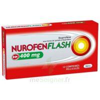 NUROFENFLASH 400 mg Comprimés pelliculés Plq/12 à Gradignan