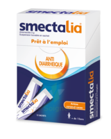 SMECTALIA 3 g Suspension buvable en sachet 12Sach/10g à Gradignan