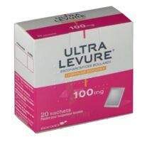ULTRA-LEVURE 100 mg Poudre pour suspension buvable en sachet B/20 à Gradignan
