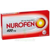 NUROFEN 400 mg Comprimés enrobés Plq/12 à Gradignan