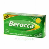 BEROCCA Comprimés effervescents sans sucre T/30 à Gradignan