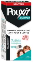 Pouxit Shampoo Shampooing Traitant Antipoux Fl/200ml+peigne à Gradignan
