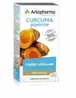 Arkogelules Curcuma Pipérine Gélules Fl/45 à Gradignan