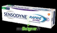 Sensodyne Rapide Pâte dentifrice dents sensibles 75ml à Gradignan