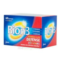 Bion 3 Défense Junior Comprimés à croquer framboise B/60 à Gradignan
