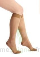 Thuasne Venoflex Secret 2 Chaussette femme beige doré T2L à Gradignan