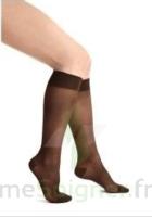 Thuasne Venoflex Secret 2 Chaussette femme beige bronzant T1N à Gradignan