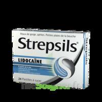 Strepsils Lidocaïne Pastilles Plq/24 à Gradignan