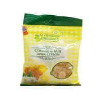 Le Pastillage Officinal Gomme miel citron Sachet/100g à Gradignan
