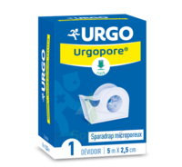 Urgopore Géant Sparadrap 2,5cmx9,14m dévidoir à Gradignan