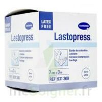 Lastopress® Bande De Compression Cohésive 10 Cm X 3,5 Mètres - Coloris Blanc à Gradignan