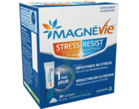 Magnevie Stress Resist Poudre orale B/30 Sticks à Gradignan
