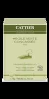 Cattier Argile Poudre concassée verte 3kg à Gradignan