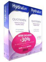 Hydralin Quotidien Gel Lavant Usage Intime 2*200ml à Gradignan