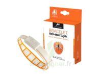 Pharmavoyage Bracelet répulsif origine végétale anti-moustique orange à Gradignan