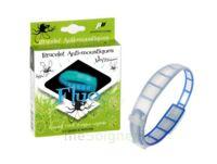 Pharmavoyage Bracelet phosphorescent anti-insectes Bleu fluo à Gradignan