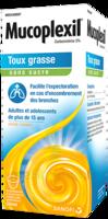 MUCOPLEXIL 5 % Sirop édulcoré à la saccharine sodique sans sucre adulte Fl/250ml à Gradignan