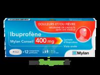 Ibuprofene Mylan Conseil 400mg, Comprimés Pelliculés à Gradignan