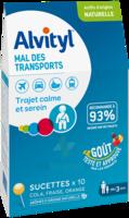 Alvityl Sucette Mal Des Transports B/10 à Gradignan