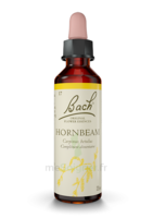 Fleurs De Bach® Original Hornbeam - 20 Ml à Gradignan