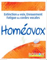 Boiron Homéovox Comprimés à Gradignan