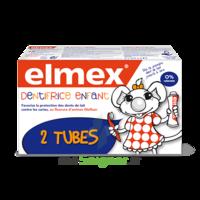 Elmex Duo Dentifrice Enfant, Tube 50 Ml X 2 à Gradignan