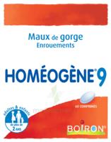 Boiron Homéogène 9 Comprimés à Gradignan