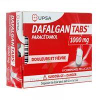 Dafalgantabs 1 G Cpr Pell Plq/8 à Gradignan