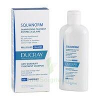 Ducray Squanorm Shampooing Pellicule Grasse 200ml à Gradignan